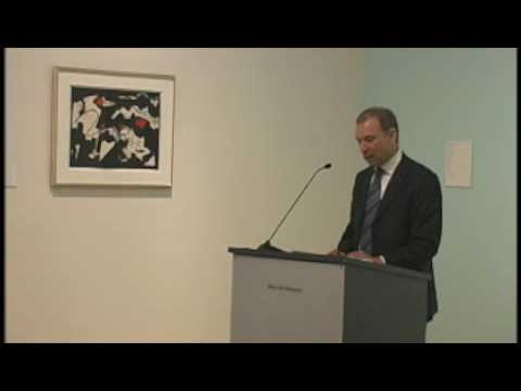 Vidéo de Stephen Greenblatt