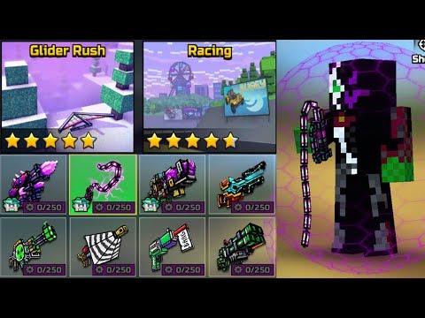 Pixel GUn 3D - New Huge Update 16.1.0 - New Mini Games / Weapons and More