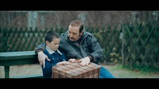 Kevin Spacey as a movie dad