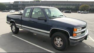 My 1995 Chevrolet SIlverado 4X4 Truck