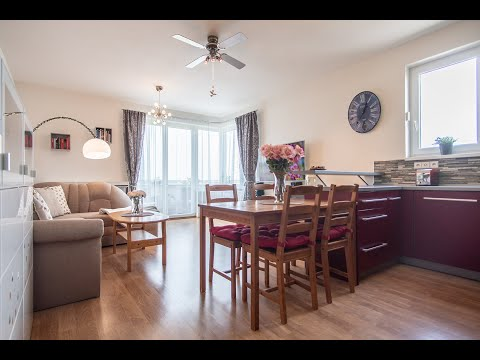Video z << Prodej bytu 2+kk s dvěma balkony, sklepem a parkovacím stáním, Penízovková, Praha 10 Pitkovice >>