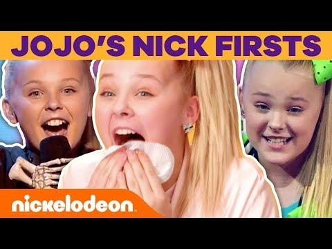 JoJo Siwa's Nickelodeon Firsts! 🎀