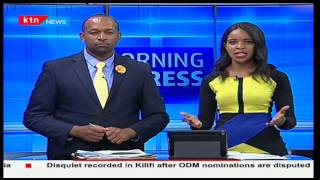Party primaries in Kisumu and Siaya County postpond due to security issues