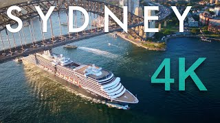 Sydney 4K   Drone Shots FPV & Aerial Film Flying Over   Beautiful Destinations 10. Episode