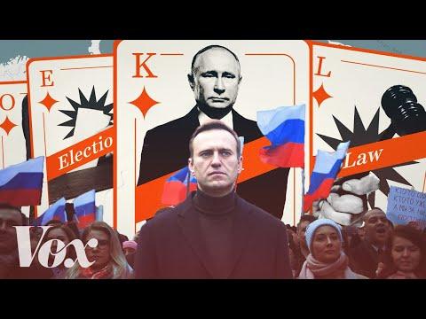 Proč se Putinovi nehodí živý Navalnyj - Vox