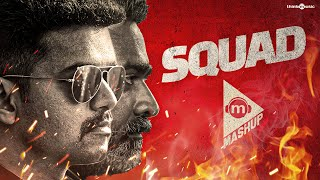 #ThinkMashup - The Squad Feat #ThalapathyVijay & #MakkalSelvan #VijaySethupathi