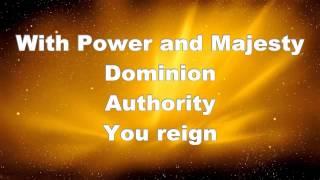 You Reign - Lyric Video