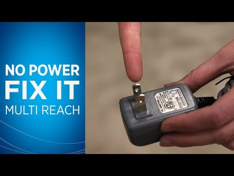 What to do if Your Multi Reach™ Loses Power Video