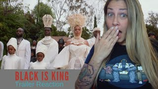 Black Is King A Film By Beyonce Official Trailer Reaction