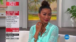HSN | Colleen Lopez Gemstone Jewelry 04.24.2018 - 10 PM