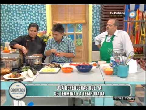Lasagna clásica de berenjenas