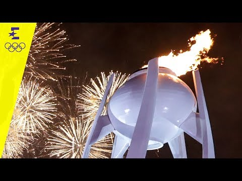 The Games Are Open!   Day 0   Winter Olympics 2018   Eurosport