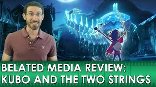 Kubo and the Two Strings - Movie Review (Belated Media)