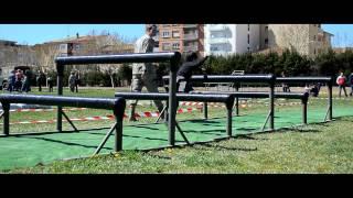 preview picture of video 'Jornada de puertas abiertas - Sancho Ramírez - Huesca'