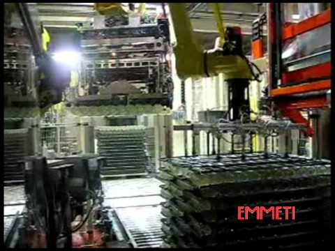 Wine bottling line 27 000 BPH Spain