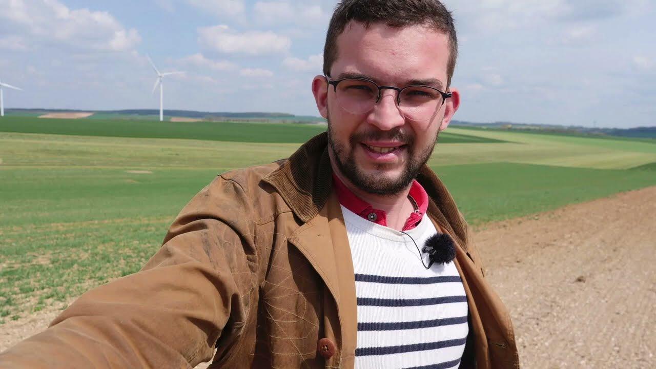 Nicolas Delobel : les multiples vies d'un jeune coopérateur