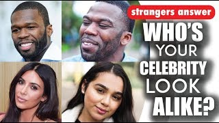 STRANGERS ANSWER: who