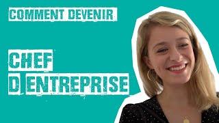 Comment devenir Chef d'entreprise ? (Pauline Lahary | myCVfactory)