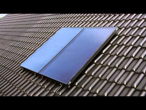 The Vaillant auroTHERM Solar Thermal range