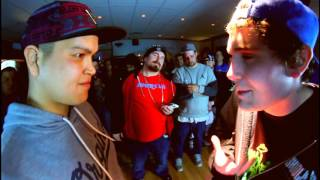 Smoked Out Battles [Volume 16] : Self Explanatory vs. RapOriginal