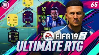 MONSTER UPGRADE!!! ULTIMATE RTG - #65 - FIFA 19 Ultimate Team