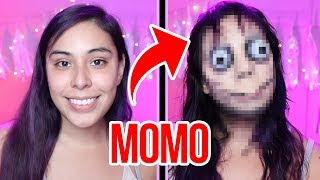 I Tried Turning Into Momo