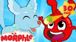 Morphle Makes a Friend! - My Magic Pet Morphle | Cartoons For Kids | Morphle | Mila and Morphle
