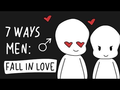 7 Ways Men Fall in Love