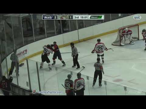 Chace McCardle vs. Matthew Francois