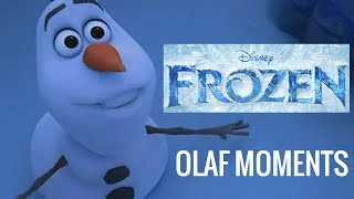 FROZEN: OLAF MOMENTS