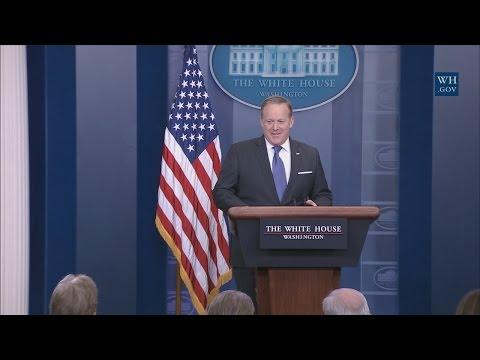 3/13/17: White House Press Briefing