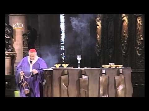 Messe pour le 20e anniversaire de la mort du Professeur Lejeune