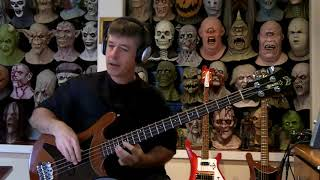 The Real Me Bass Cover (Slow Version)