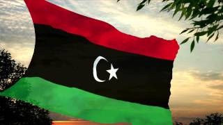 Flag and anthem of Libya