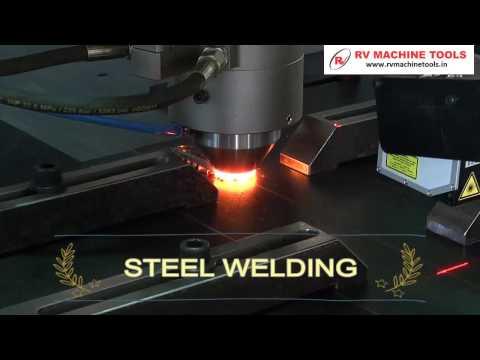 Friction Stir Welding FSW 100-2000
