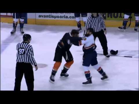 Dennis Sicard vs. Corey Fulton