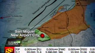 San Miguel airport location revealed?