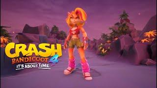 Crash Bandicoot 4 Mod Sexy Alternate Costume for Tawna