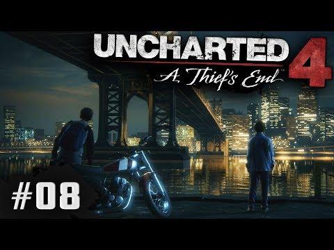 UNCHARTED 4 |#08| VŠECHNO JE JINAK ! | by PTNGMS