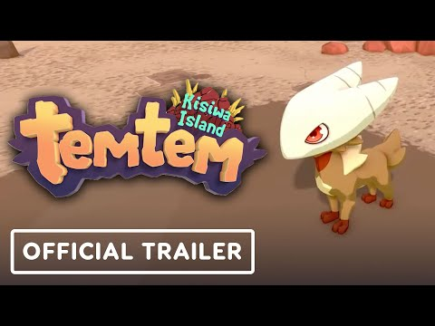 TemTem Releases Kisiwa Island Trailer, Launches July 21st