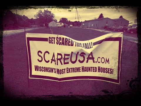 Behind the Screams Video Thumbnail for Scare USA - October 3rd, 2015