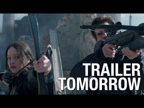 The Hunger Games: Mockingjay, Part 1 (Teaser 'Tomorrow')