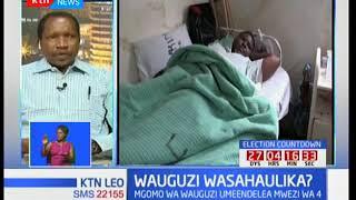 KTN Leo: Mgomo wa wauguzi