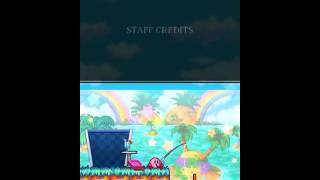 Let's Play Kirby Mass Attack Part Final: To Become One