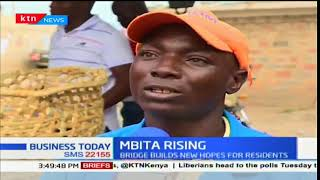 Fish farmers of Mbita beach start to reap from investments