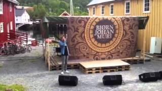 Bjørn Johan Muri (konsert) i Råkvåg
