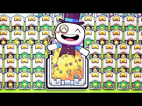 I Earned Over 7.5 Million Dollars Using Only Banks in Forager