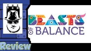 Beasts of Balance Review - with Tom Vasel
