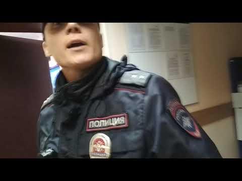 Прапорщик полиции ЛОП Дмитров Чурилов Д.А. не понимает что ему нужно делать...