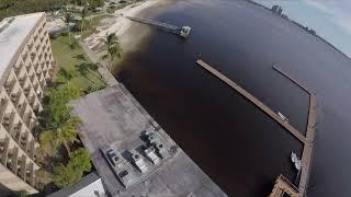 Best Western FPV Freestyle Drone Flight RAW